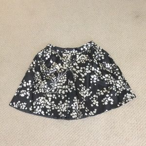 New Anthropologie by Moulinette floral skirt
